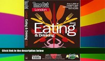 Ebook deals  Time Out London Eating and Drinking 2009 (Time Out Guides)  Buy Now