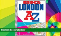 Must Have  Big London 2012 Street Atlas (London Street Atlases)  Most Wanted