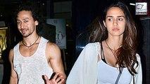 Tiger Shroff AVOID Posing With Girlfriend Disha Patani