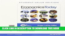 Ebook Economics Today: The Macro View, Student Value Edition (18th Edition) Free Download