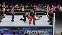Watch WWE Smackdown 15 November 2016 WWE Smackdown 11/15/16 WWE 2K16 (246)