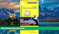 Best Buy Deals  Michelin FRANCE Aude, Pyrénées-Orientales Map 344 (Maps/Local (Michelin))  Full