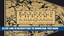 Ebook Keynes s Monetary Theory: A Different Interpretation Free Read