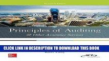 Best Seller Principles of Auditing   Other Assurance Services Free Read