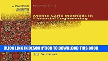Ebook Monte Carlo Methods in Financial Engineering (Stochastic Modelling and Applied Probability)