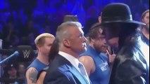 The Undertaker returns !   WWE Smackdown 15 November 2016 Smackdown Live 11 15 16