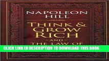 Best Seller Think   Grow Rich and The Law of Success Free Read