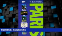 Buy NOW  AAA Spiral Paris (AAA Spiral Guides: Paris)  READ PDF Online Ebooks