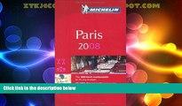 Big Sales  Michelin Red Guide 2008 Paris: Restaurants   Hotels (Michelin Red Guide: Paris)