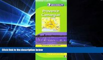 Ebook deals  Michelin ZOOM France: Provence, Camargue Map 113 (Maps/Zoom (Michelin)) (English and