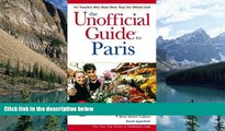 Best Buy Deals  The Unofficial Guide to Paris (Unofficial Guides)  Full Ebooks Best Seller