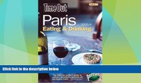 Deals in Books  Time Out Paris Eating and Drinking: 2005/6 (Time Out Guides)  Premium Ebooks