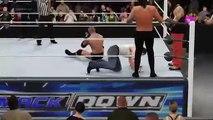 Watch WWE Smackdown 15 November 2016 WWE Smackdown 11/15/16 WWE 2K16 (248)