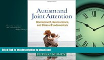 READ  Autism and Joint Attention: Development, Neuroscience, and Clinical Fundamentals  GET PDF