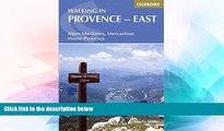 Ebook deals  Walking in Provence - East: Alpes Maritimes, Alpes de Haute-Provence, Mercantour