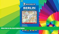 Ebook Best Deals  Michelin Map Berlin #33 (Maps/City (Michelin))  Most Wanted