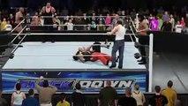 Watch WWE Smackdown 15 November 2016 WWE Smackdown 11/15/16 WWE 2K16 (249)