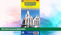 Must Have  Germany Southern (incl. Bavaria) 1:500,000 Travel Map 2007*** (International Travel