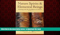 Read book  Nature Spirits   Elemental Beings: Working with the Intelligence in Nature online to