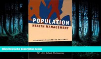 Read Population Health Management: Strategies to Improve Outcomes FreeBest Ebook