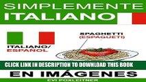 Read Now Simplemente Italiano - Diccionario en Imágenes (Spanish Edition) Download Online