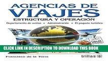Read Now Agencias de viajes y transportacion / Travel agencies and transportation (Spanish