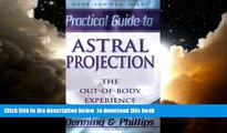 Guided Meditation for Astral Projection, Astral Travel, Out of Body
