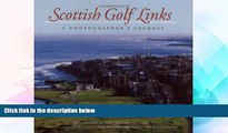 Must Have  Scottish Golf Links: A Photographer s Journey  Buy Now