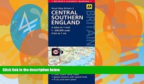 Best Buy Deals  Central Southern England Road Map (AA GB2) (Aa Road Map Britain)  Full Ebooks