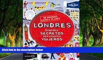 Big Deals  Mi Primera Lonely Planet Londres 1 (Lonely Planet Not for Parents) (Spanish Edition)