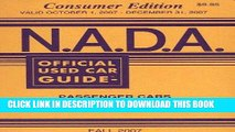 Read Now N.A.D.A. Official Used Car Guide: Passenger Trucks, Light-Duty Trucks (NADA Official Used