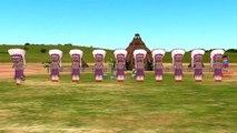Ten Little Indians Nursery Rhyme for Children Cartoons | Ten Little Indians Children Nursery Rhymes