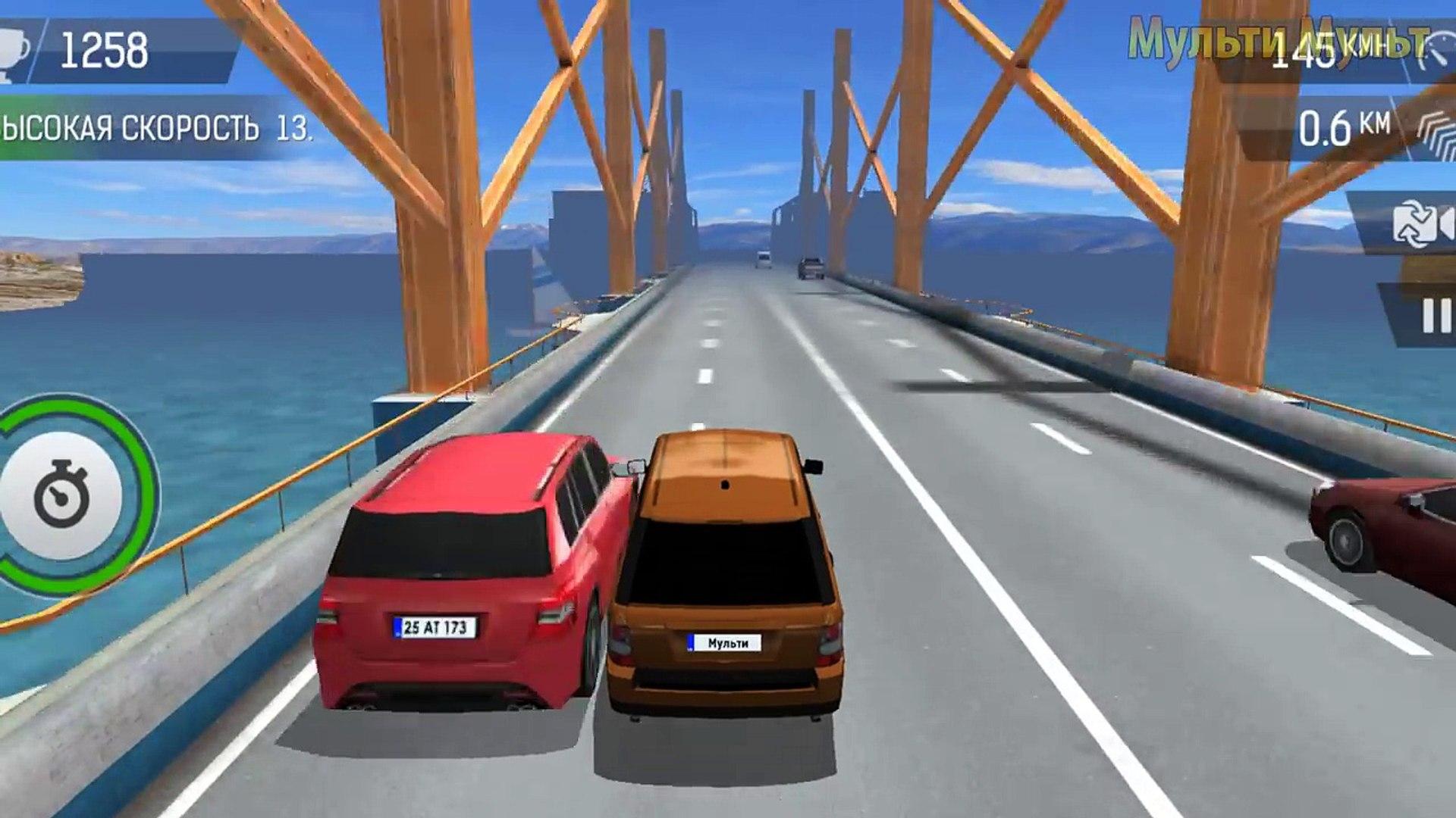 Игра как мультик - Cartoon about cars (Racing Fever )