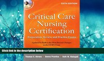 Pdf Online  Critical Care Nursing Certification: Preparation, Review, and Practice Exams, Sixth