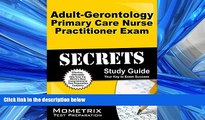 Pdf Online   Adult-Gerontology Primary Care Nurse Practitioner Exam Secrets Study Guide: NP Test