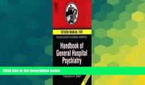 PDF Review Manual for Massachusetts General Hospital Handbook of General Hospital Psychiatry,