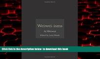 liberty book  Weiwei-isms online