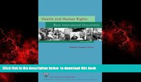 liberty book  Health and Human Rights: Basic International Documents, Third Edition (Harvard