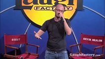 The Kevin Nealon Show - Eric Schwartz (Stand Up Comedy)