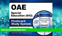 complete  OAE Special Education (043) Flashcard Study System: OAE Test Practice Questions   Exam