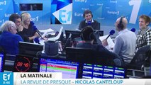 "Nicolas Canteloup se paye le ""J'ai la pêche"" d'Alain Juppé !"
