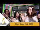 5 สาว GAIA Live in Siam Street Fest 2014 (ภาพจากงาน Siam Street Fest 2014)