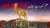 kalam, Hadhrat Sultan Bahoo R.A & ALLAMA Iqbal R.A