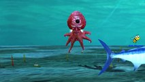 Sea Animals Finger Family Children Nursery Rhymes Whales Sharks | Dolphin Octopus Finger Family