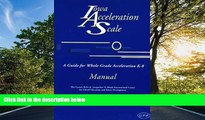 Online eBook Iowa Acceleration Scale Manual: A Guide for Whole-Grade Acceleration K-8 with Other
