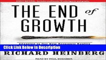 [PDF] The End of Growth: Adapting to Our New Economic Reality [Read] Full Ebook