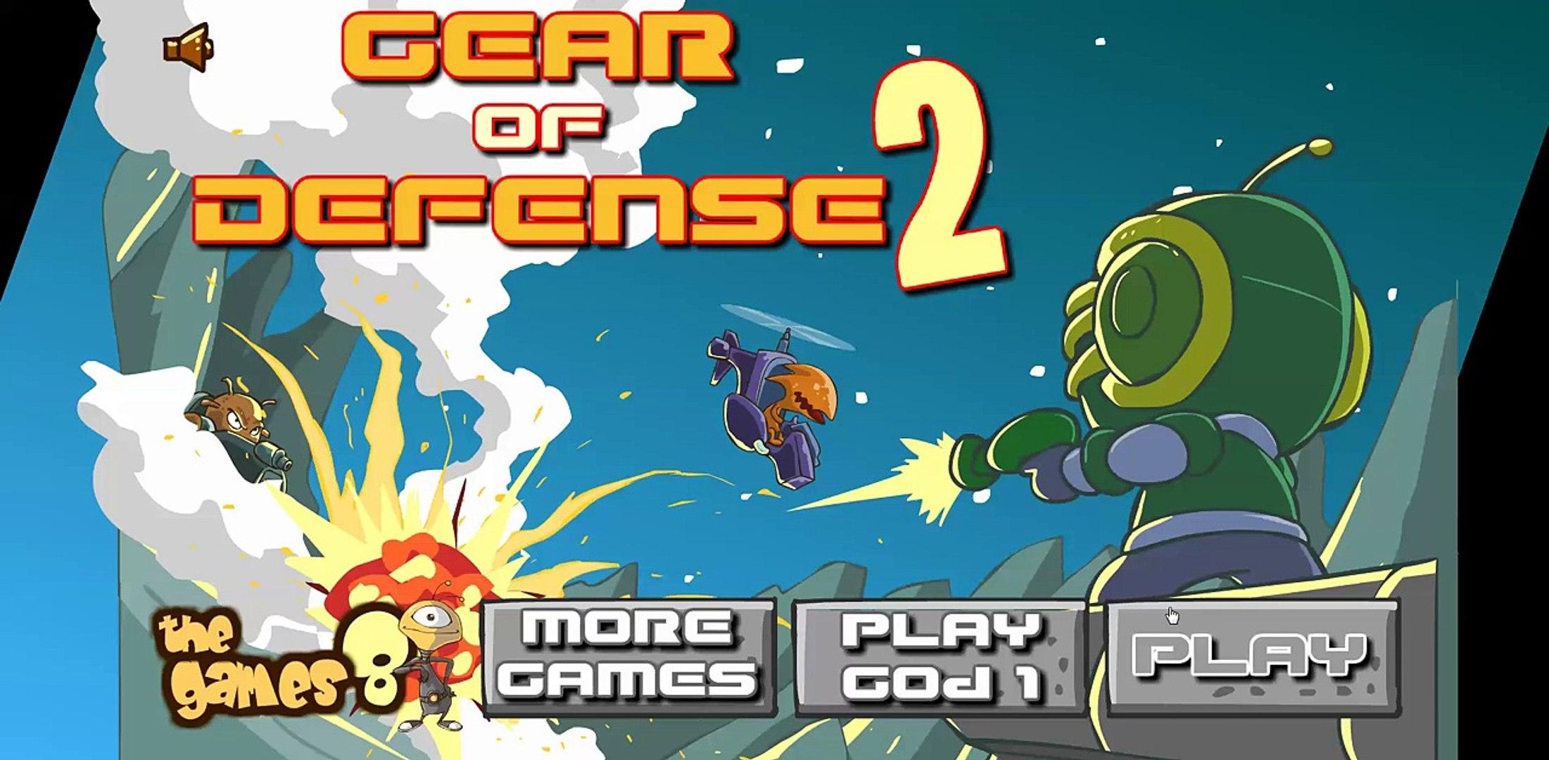 Механизм защиты - Gear of Defense 2