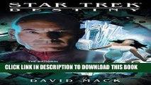 [PDF] Star Trek: Destiny (Star Trek: The Next Generation) Full Collection