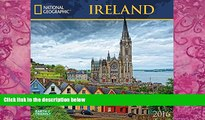 Books to Read  Ireland National Geographic 2016 Wall Calendar  Best Seller Books Most Wanted
