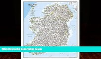 Big Deals  Ireland Classic [Laminated] (National Geographic Reference Map) by National Geographic